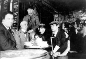 Bohemians from Montparnasse