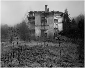 Boris Farič solo exhibition Topographia Sloveniae Relictae in Bratislava