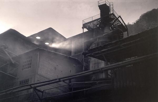 Betonske sanje. Fotografiranje industrijske dediščine