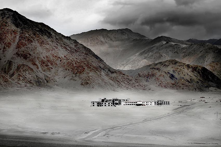 Gregor Radonjič, Disturbed Landscapes